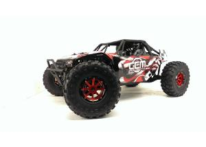 Axial Yeti EXO Buggy Performance Image