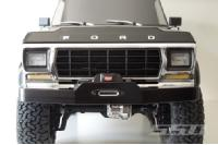 Bronco Winch Bumper Black - SSD269 Image